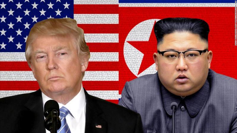 Encontro entre Trump e Kim Jong-Un depende
