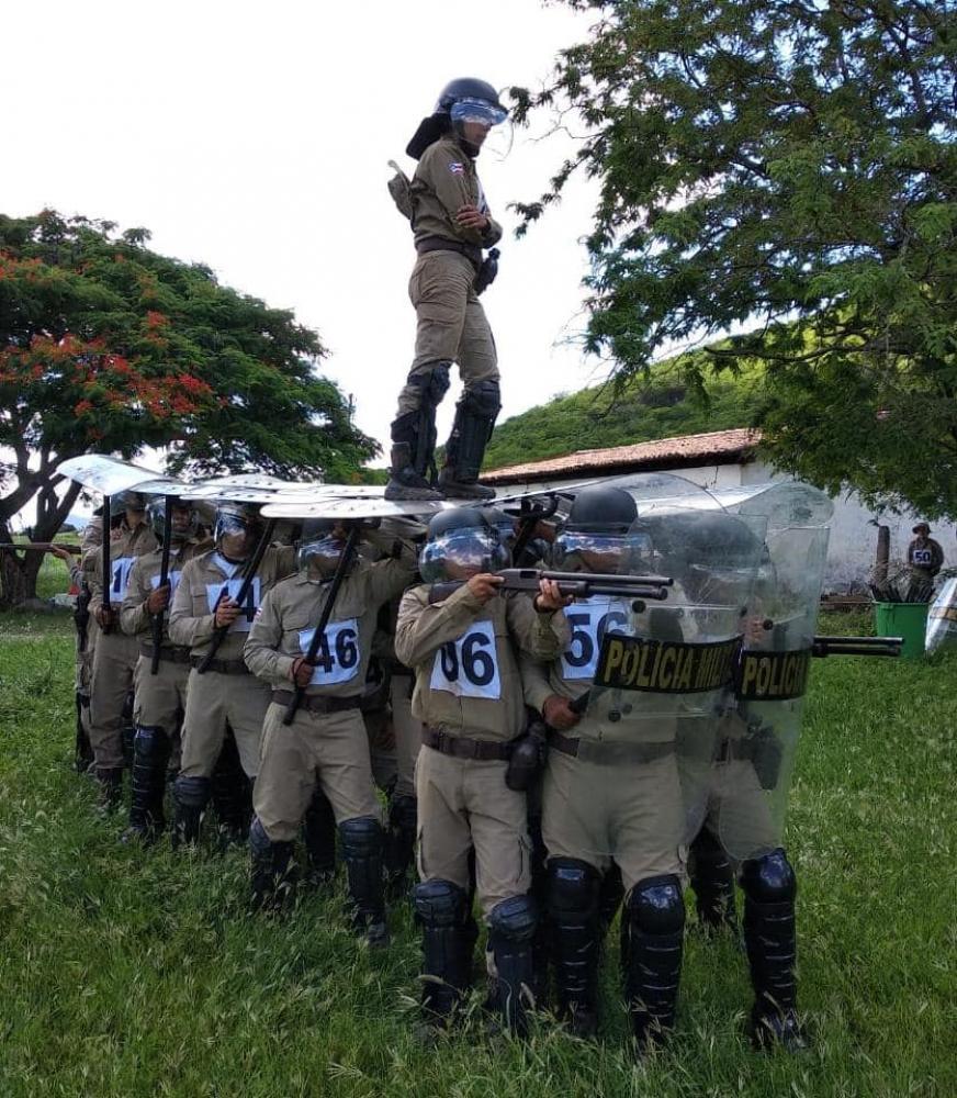Cipe Sudoeste e 17º Batalhão realizam Jornada de Instrução em Guanambi