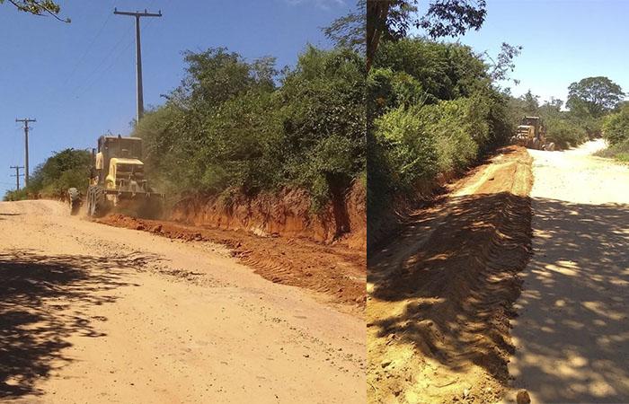 Prefeitura de Aracatu intensifica patrolamento das estradas na zona rural