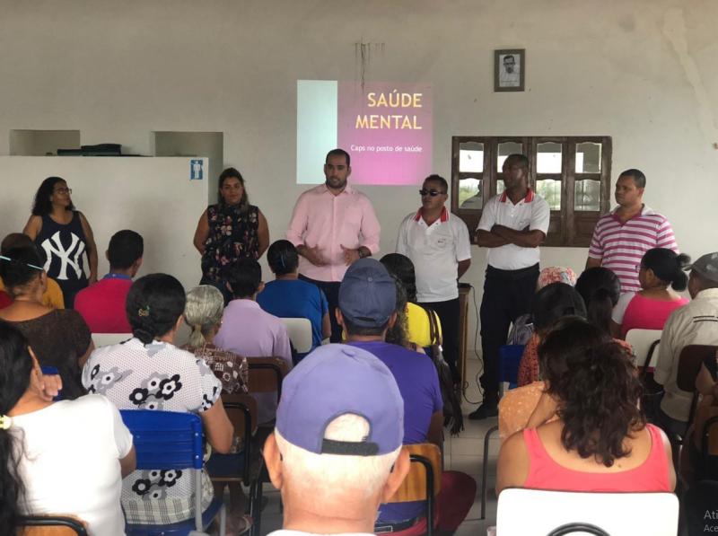 "Vila Presidente Vargas recebe o Projeto ""Caps Itinerante"""