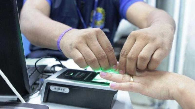 Biometria: cartórios eleitorais iniciam atendimento aos finais de semana