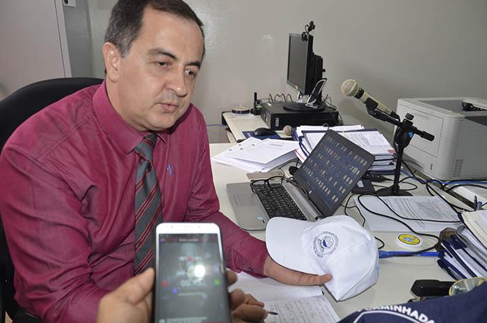 Brumado: Dr. Genivaldo adquire kits e convida população para participar da Caminhada Passos que Salvam