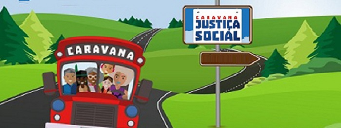 Caravana da Justiça Social presta serviços à população de Rio do Antônio hoje, 25