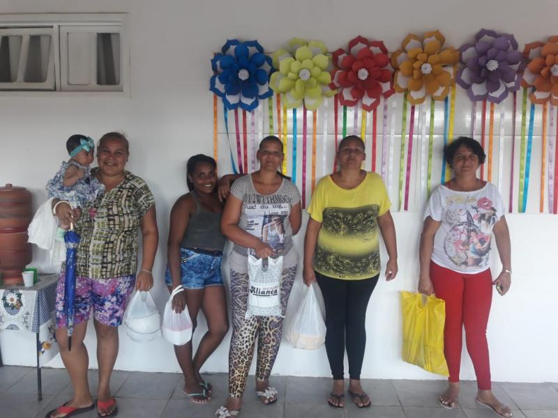 Prefeitura de Aracatu e Secretaria de Assistência Social distribui sopa para famílias carentes