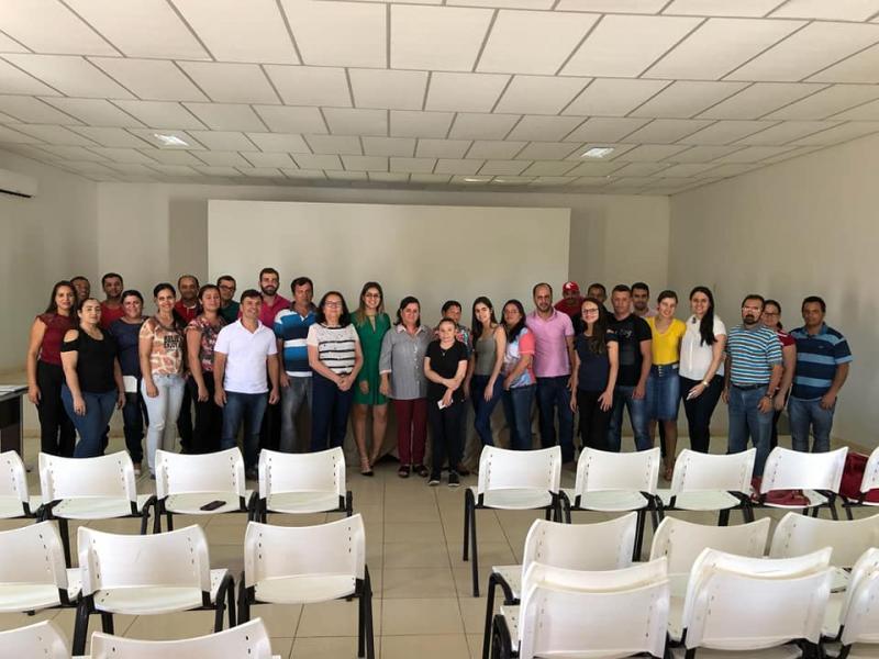 Posse do Conselho Municipal de Saúde para o biênio 2018-2020 é realizada em Aracatu