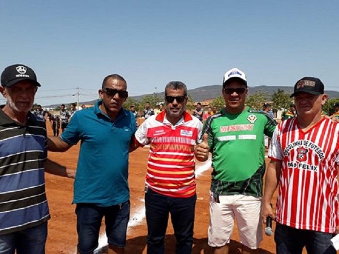 Requalificado pela Prefeitura de Brumado, Campeonato do São Félix teve a sua abertura neste domingo (20)
