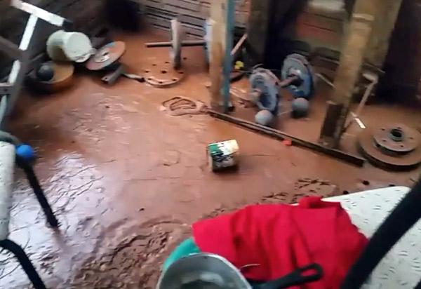 Após alagamento em residências, prefeitura de Brumado decreta situação de emergência no município