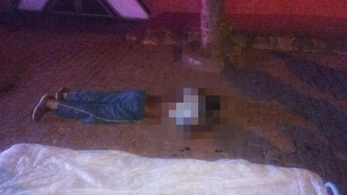 Homem é encontrado morto a tiros em Barra da Estiva