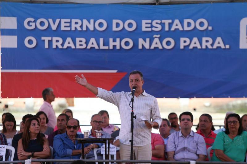 Com entregas em Santo Estevão, Rui alcança a marca de 400 viagens ao interior