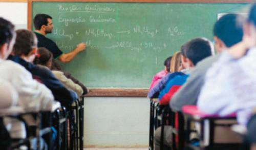 Governo convoca 3.050 novos docentes para a rede estadual de ensino