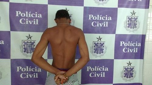 Polícia Civil cumpre mandado de internação de menor infrator em Brumado