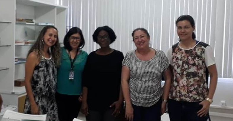 Brumado recebe visita das técnicas da Secretaria de Justiça, Direitos Humanos e Desenvolvimento Social – SJDHDS