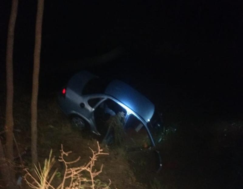 Chapada Diamantina: Veículo da Secretaria de Saúde de Ibicoara cai em rio e duas pessoas morrem