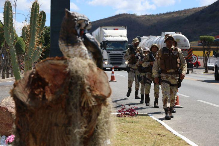 PM aborda 7,4 mil veículos durante Operação São João 2019