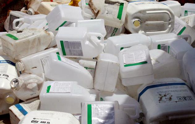 Brumado: Embalagens vazias de agrotóxicos devem ser entregues no Parque de Exposições Gilson Brito