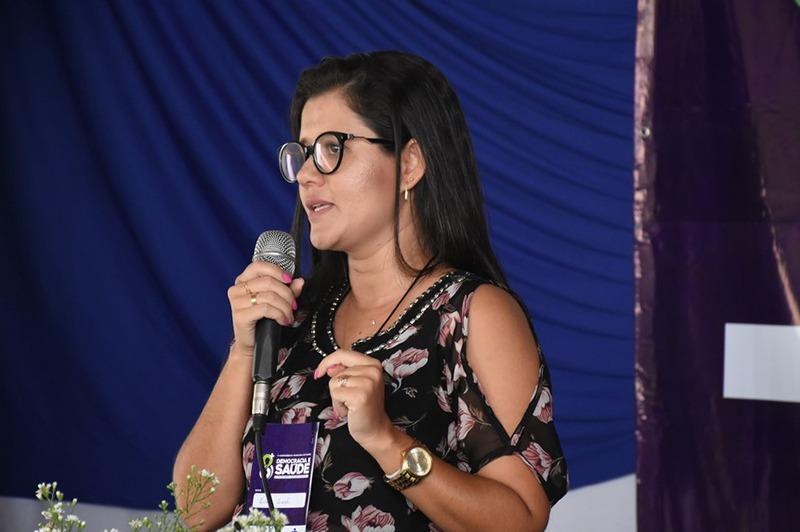 """GUAJERU: MUNICÍPIO REALIZA A V CONFERÊNCIA MUNICIPAL DE SAÚDE QUE TEVE COMO TEMA """"DEMOCRACIA E SAÚDE"""""""
