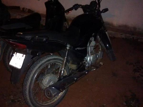 Policiais da 94ª CIPM de Caitité recupera veículo furtado