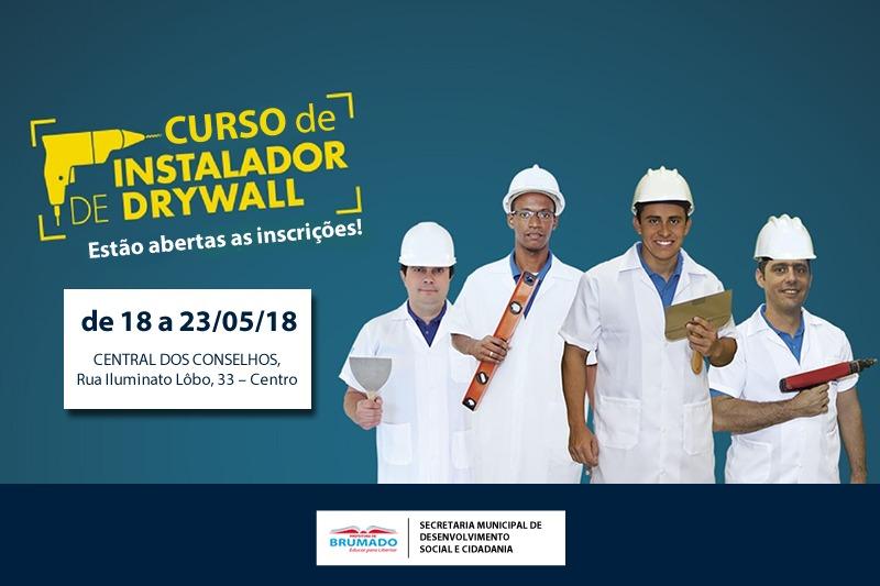 Brumado: Prefeitura / SESOC oferecem curso gratuito