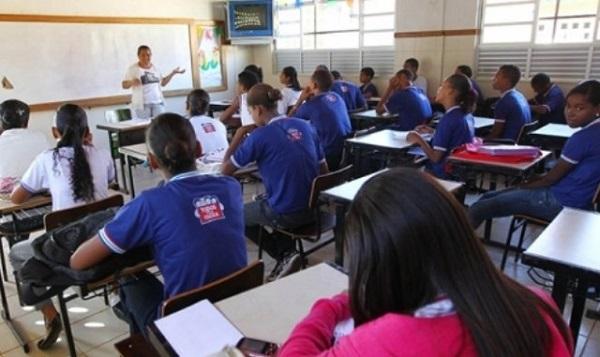 Matrícula da rede estadual começa na próxima semana na Bahia