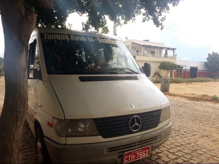 Lagoa Real: Van é roubada durante a madrugada e proprietário busca por informações