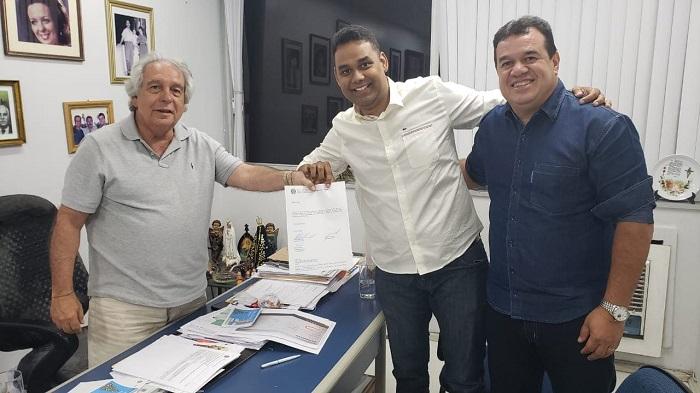 Após solicitação de Bruno Pitombo, liderança no município de Mirante, pedido de Sistema de Água para a comunidade do Areião é atendido