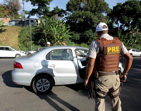 Policia Militar intensifica ações para segurança no feriado da Semana Santa