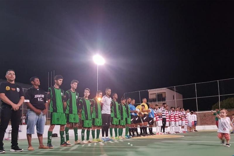 Campeonato Regional e Futsal é iniciado com sucesso em Malhada de Pedras