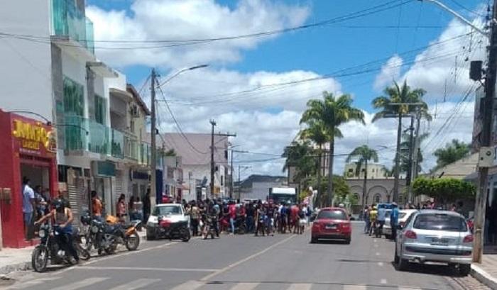 Barra da Estiva: Homem morre após assaltar farmácia no centro da cidade