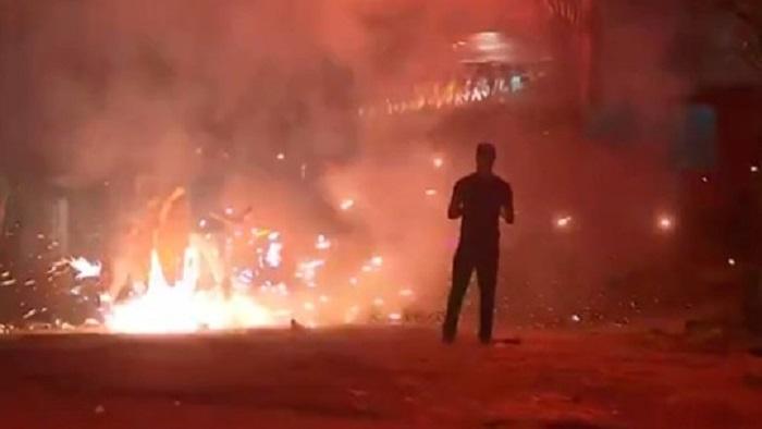 Bahia tem 75 atendimentos de vítimas de queimaduras por fogos e explosão de bombas no período do São João