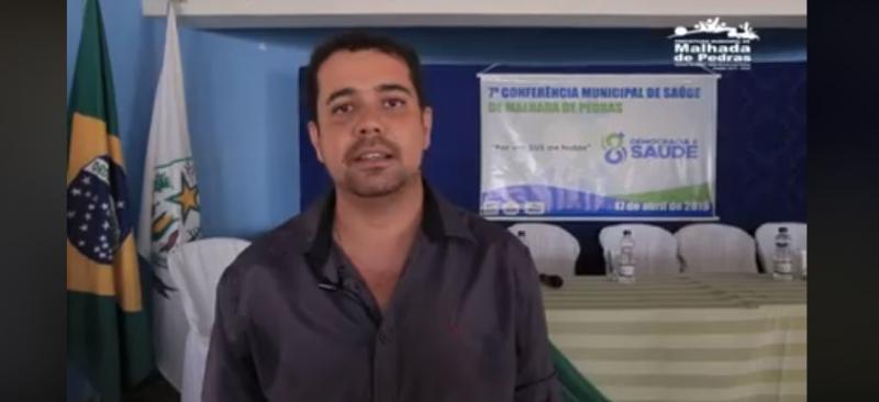 Malhada de Pedras: Confira o Vídeo da 7ª Conferência Municipal de Saúde realizada pelo Conselho Municipal de Saúde e Secretaria Municipal de Saúde