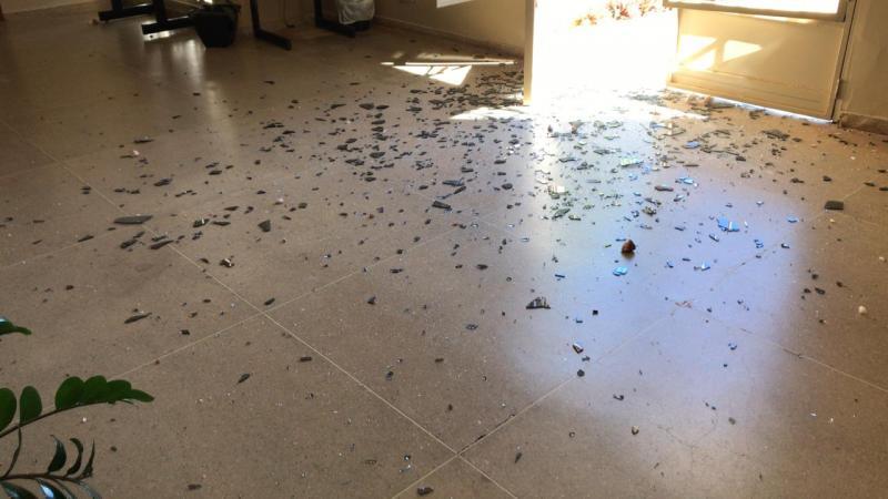 Paramirim: Homem é detido após quebrar vidraças do fórum