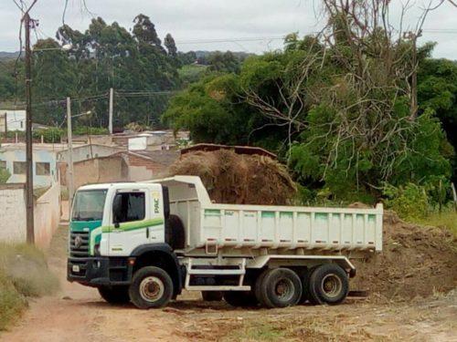 Prefeitura de Barra da Estiva realiza melhorias no Bairro Alto México; outras localidades serão contempladas