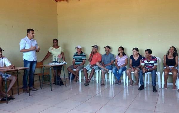Guajeru: Prefeitura realiza ações de Desenvolvimento Sustentável e assistência técnica em comunidades rurais