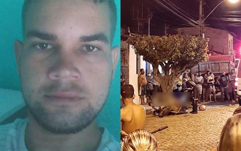 Homem é morto a tiros na Praça João Romão em Brumado