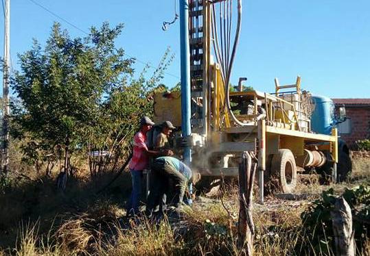 Prefeitura de Malhada de Pedras segue trabalhando forte para melhorar a vida da população