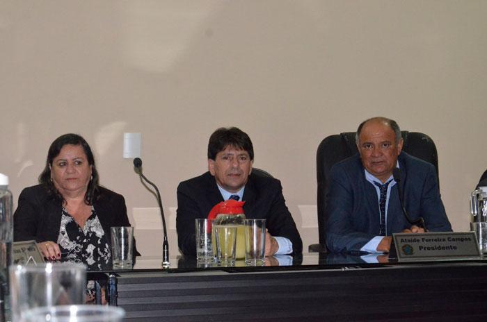 Sérgio Maia é reconduzido ao cargo de prefeito; veja o vídeo