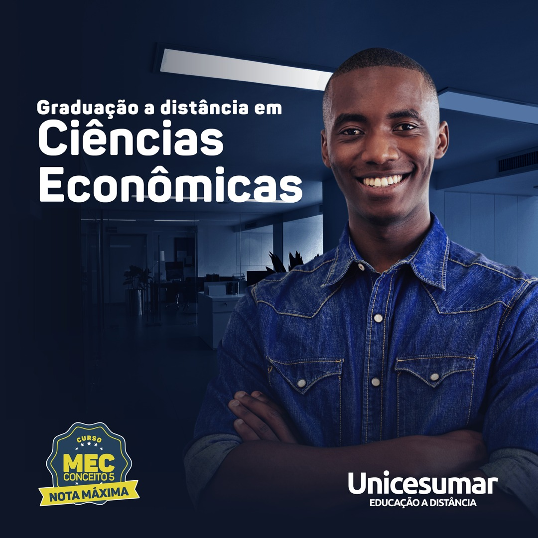 Com Polo também em Brumado, Unicesumar concede desconto de até 70% em seus cursos, confira