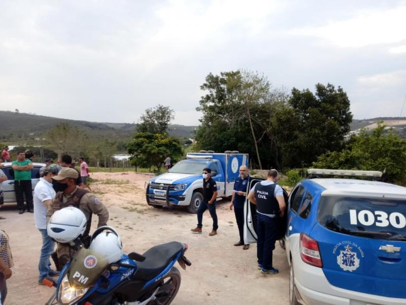Barra da Estiva: Dupla mata pai no lugar do seu filho acusado de furto