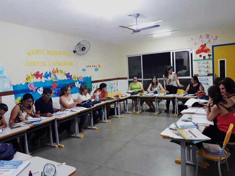Secretaria de Educação de Malhada de Pedras comemora crescimento no IDEB
