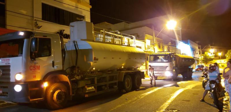 Suposta pane em sistemas de ar causa princípio de incêndio na agência do Banco Itaú de Brumado
