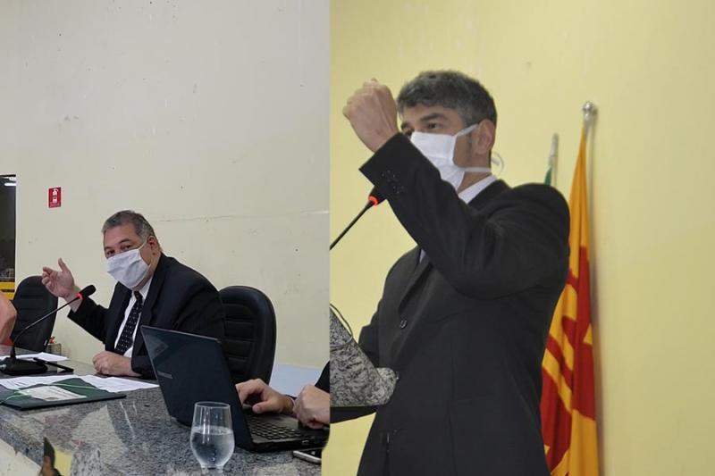 Obrigado pela justiça, presidente da Câmara de Brumado reempossa Dudu Vasconcelos
