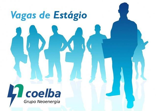 Coelba abre inscrições de processo seletivo para estudantes de nível superior de Brumado e demais cidades