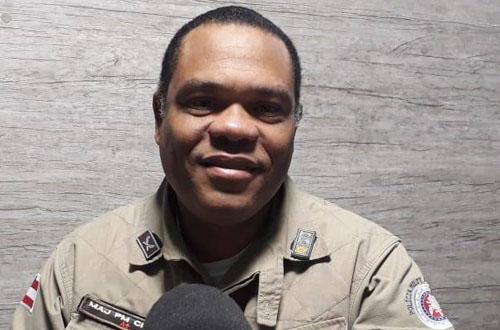 Maj PM Wellington Cirilo Costa morre decorrente de complicações causadas pela Covid-19