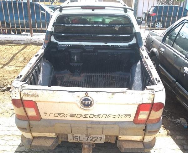 Polícia recupera veículo adulterado em Vitória da Conquista