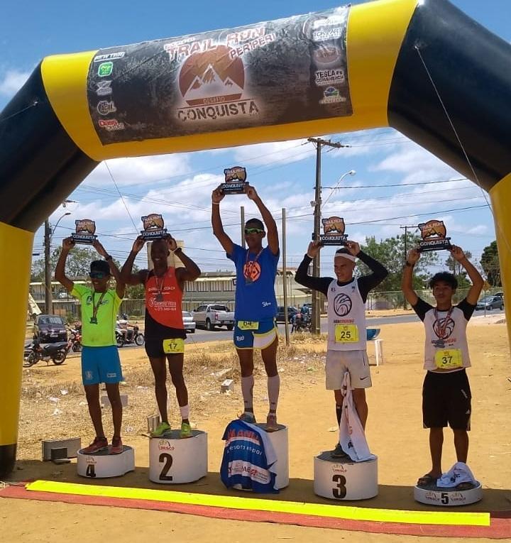 Brumadense conquista segundo lugar na etapa Peri-Peri do Conquista Race