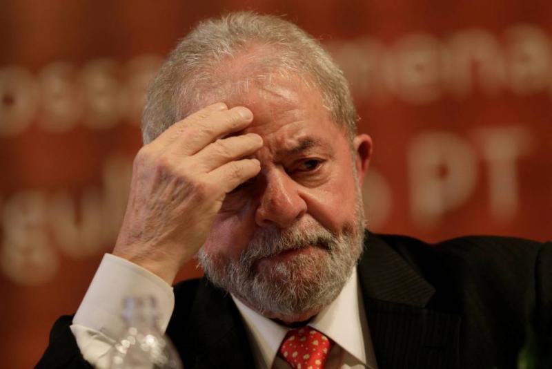 Dodge pede que Justiça proíba Lula de concorrer horas depois de petista virar candidato