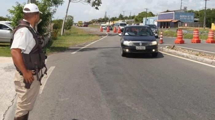 PM inicia Operação Réveillon nas estradas neste sábado, 28