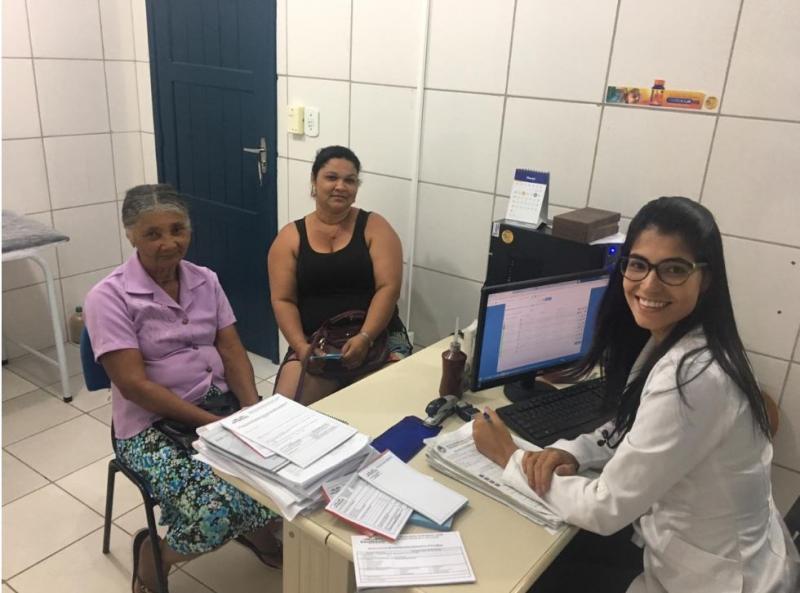Secretaria de Saúde de Brumado inicia implantação de Prontuários Eletrônicos nas UBSs