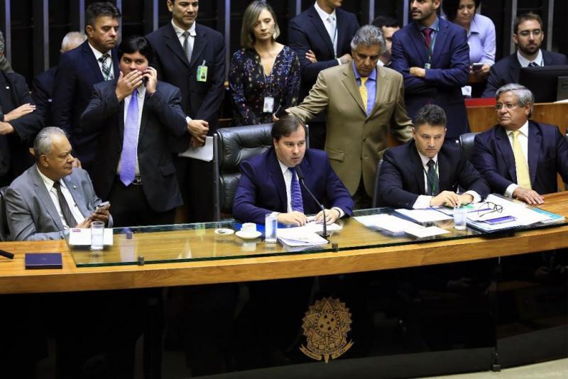 Câmara aprova decreto de intervenção federal na segurança do Rio