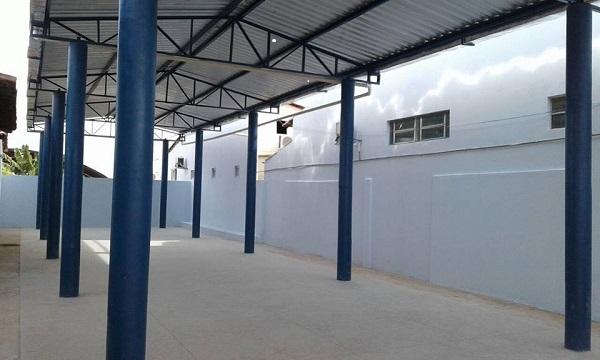Malhada de Pedras: prefeitura realiza ampliação e melhorias em escola do município